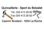 Quincaillerie - Sport du Botzalet