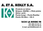 A et A Kolly SA