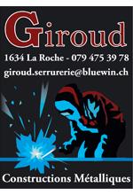 Giroud Constructions Métalliques Sàrl
